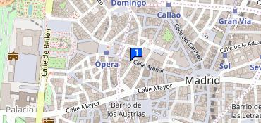 La risa Hacer la cena márketing  GEOX, Calle del Arenal, 19, Madrid, teléfono +34 911 72 46 57