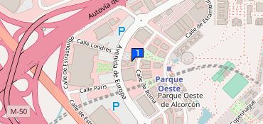 Larry Belmont Montaña Kilauea Tener cuidado  Nike Factory Store Madrid Parque Oeste, Avenida Europa, s/n, Alcorcón,  teléfono +34 916 89 19 52