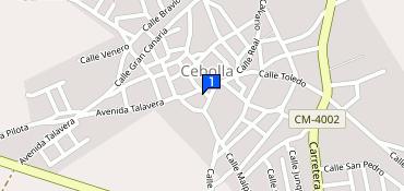 Ayuntamiento De Cebolla 1 Cebolla Toledo Teléfono 34 925 86 60 02